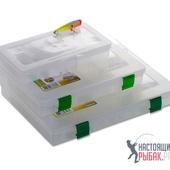 Коробка рыбака FisherBox (250, 25х19х04)
