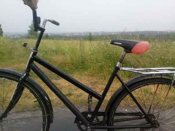 Украли велосипед Stels Classic 2005 в населённом п...