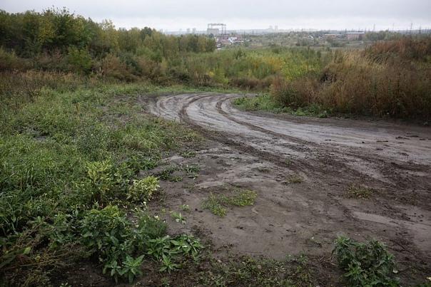 Гоночную трассу построят на Ключ-Камышенском плато. Там п...