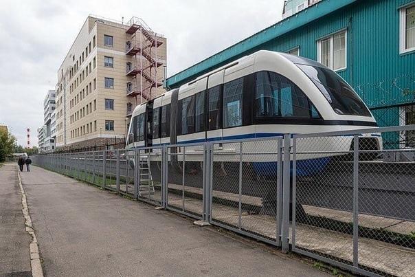 Москве могут запустить трамвай на магнитной подушк...