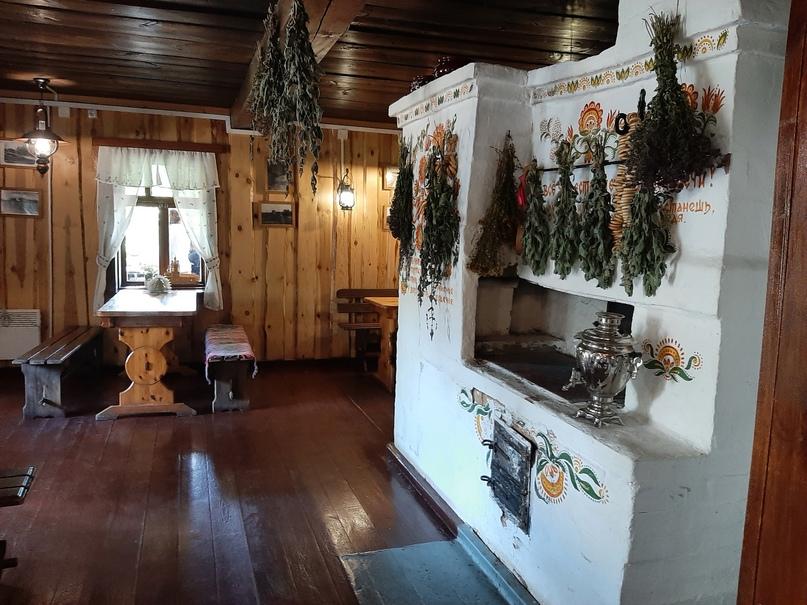 Старый Изборск. Кафе «Блинная»