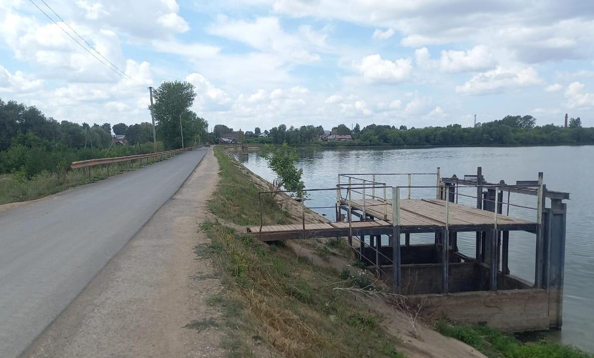 В соседнем Алнашском районе отремонтируют два пруда