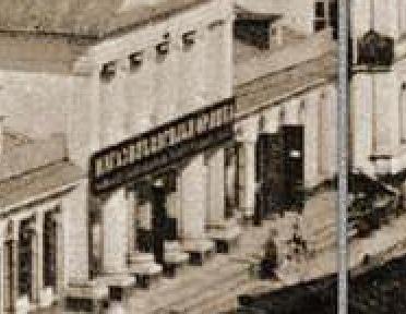 Москва без людей в 1867 году. Где все люди?, изображение №72
