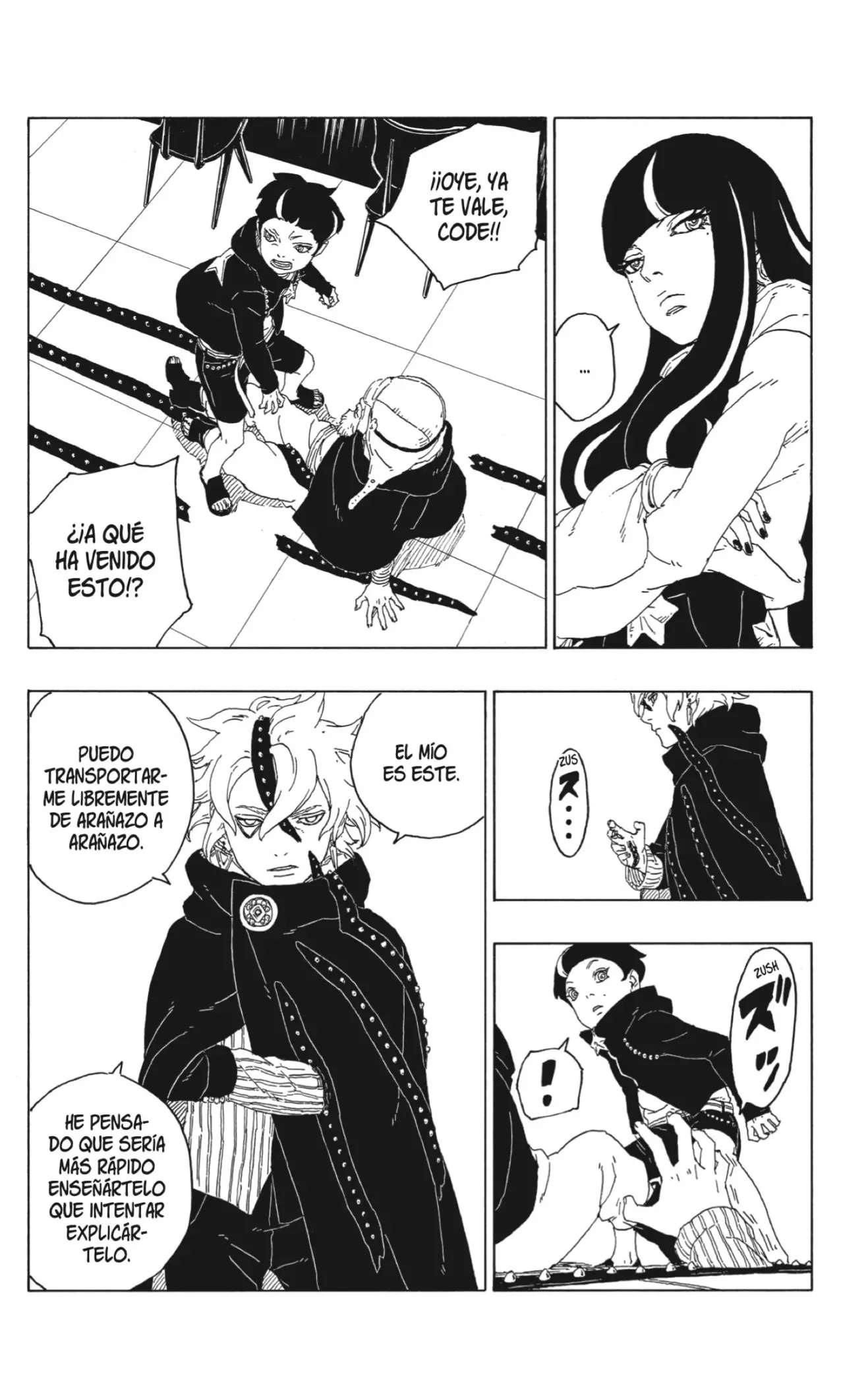Boruto Manga Capitulo 60, image №14