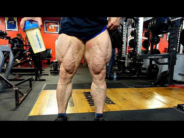Ronny Rockel Trains Legs