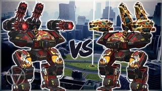 [WR] 🔥 Zeus VS Dragoon – Mk2 Comparison | War Robots