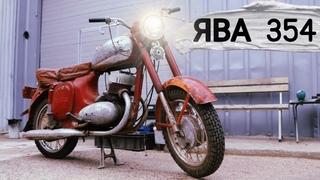 Редкая Ява под реставрацию//Ява 354//Jawa 354//Мотоциклы от Ретроцикла