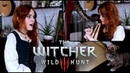 The Witcher 3: Wild Hunt - The Wolven Storm / Priscillas Song (Gingertail Cover)