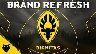 Dignitas Brand Refresh announcement