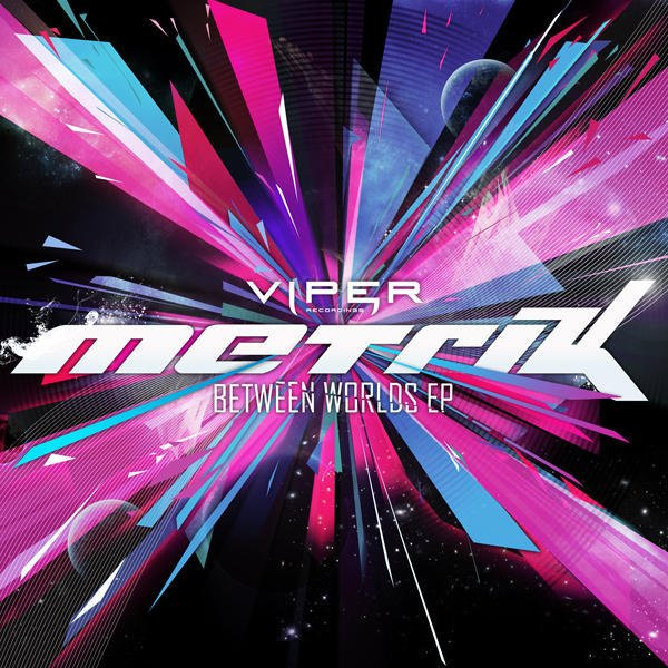 Metrik album Between Worlds EP