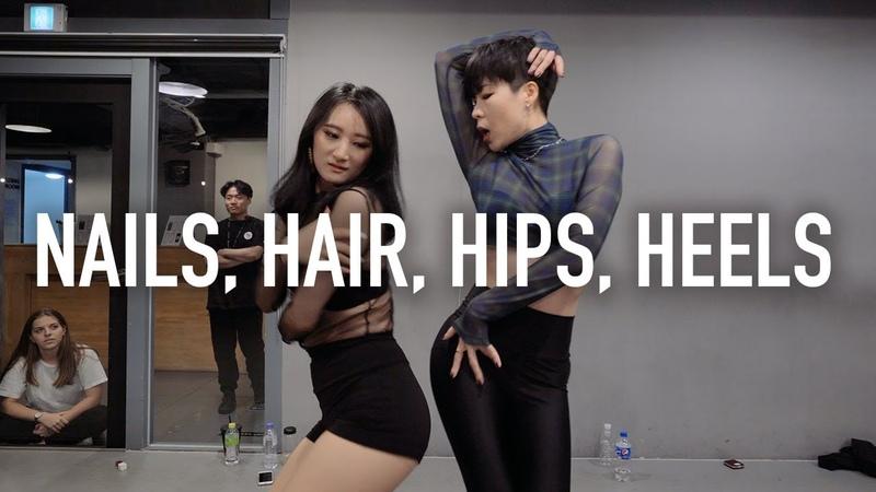 Todrick Hall Nails Hair Hips Heels Remix Gangdrea x Hyojin Choi Choreography