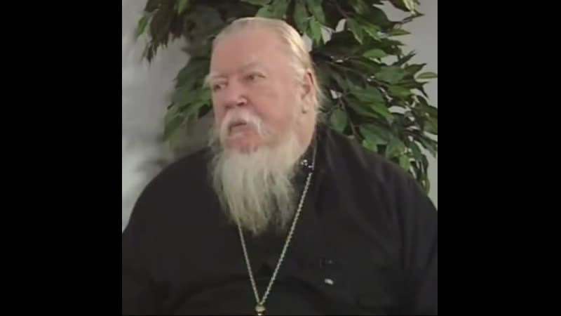Православный батюшка шутит