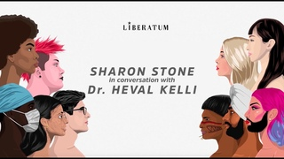 Lifesaving Conversations - Sharon Stone with Dr Heval Kelli