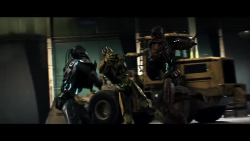 Mortal Kombat Legacy Cyrax and Sektor Смертельная Битва Наследие Сайракс и Сектор
