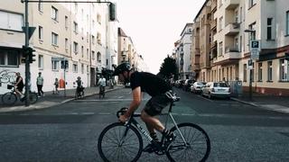 Alleycat - Scene in Berlin // FixedGear