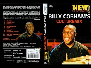 Billy Cobham - 2002 - Culture Mix Live in Paris DVD 3