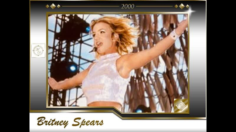 Бритни Спирс Шоу в Гонолулу 2000 Britney Spears Crazy Tour in Hawaii 2000