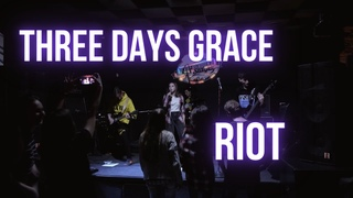 Three Days Grace - Riot (live cover by Our Voices, Donetsk, 2021, .)