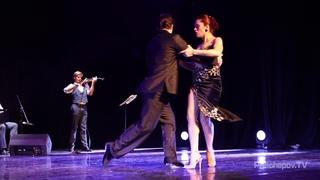 Vanesa Villalba & Facundo Piñero, 2-3,  Moscow, Russia, Gala Concert Planetango 22,