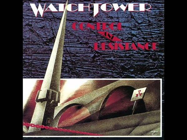 WATCHTOWER Dangerous Toy Mike Soliz on Vocals original rare version