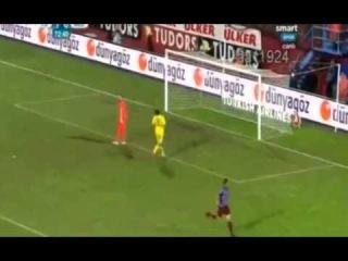 Óscar Cardozo goal