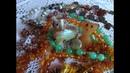 Переделка бус из янтаря и жемчуга. Создание новых украшений.