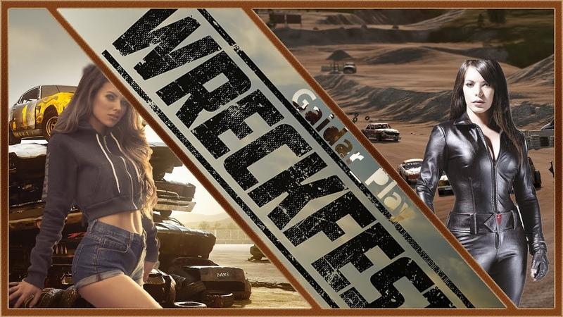 Стрим Прохождение игры Карьера Wreckfest Бешеные гонки Инвалид Gaidar Play