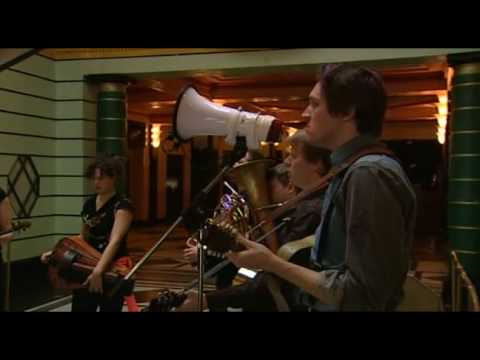 Arcade Fire - The Guns Of Brixton | The Culture Show Session, 2007 | Part 4 of 5