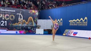 Dina Averina - Ball IT Moscow/Olympico AA