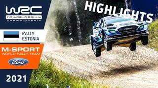 M-Sport Ford WRT - Friday Highlights - WRC Rally Estonia 2021