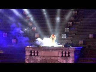 Jesus Christ Superstar - Gethsemane (I only want to say) - Ted Neeley - Arena di Verona
