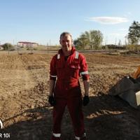 Фотография страницы Антона Козлова ВКонтакте