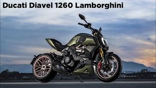 New 2021 Ducati Diavel 1260 Lamborghini - Full Review (WORLD PREMIERE)