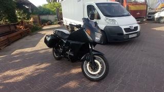 """МОТОАЛЬФА. Отправили мотоцикл BMW K 1100 LT Александру в г. Евпатория """"МотоАльфа""""."""