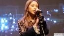 171103 Heize - 저 별 Star @ Handong University Festival