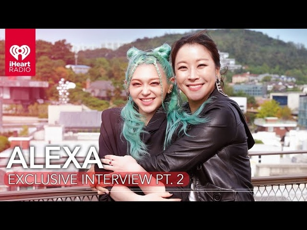 AleXa Talks About Her Ideal Stage Collaboration More