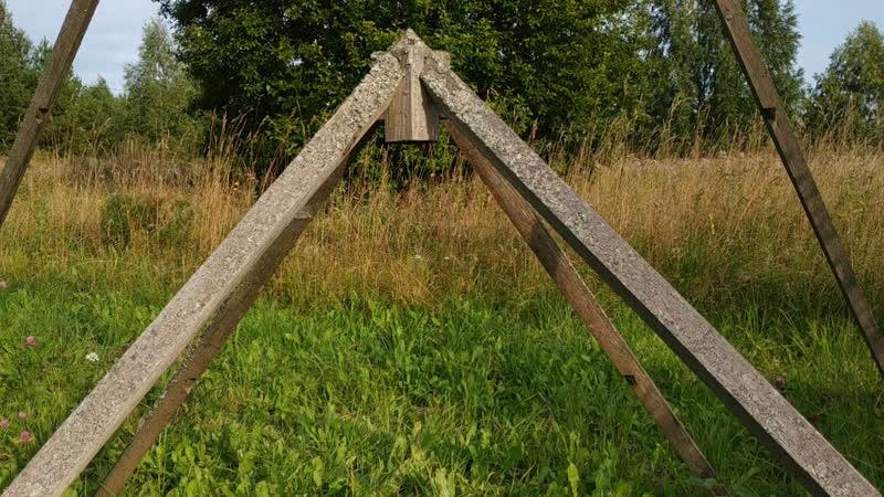 В пирамиде Каркасная пирамида Виктора Белоглазова