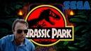 Jurassic Park 1 - Dr. Grant gameplay Sega Mega Drive/Genesis