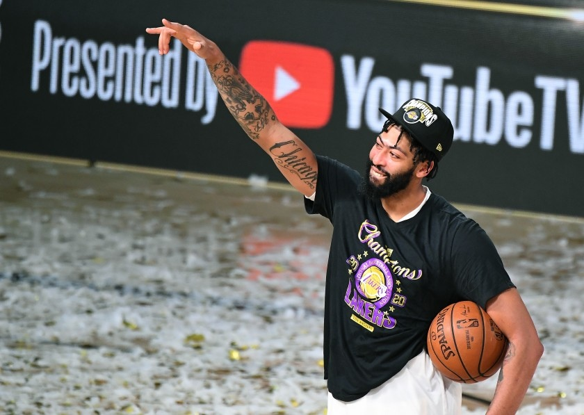 В НБА назвали лучший вариант для Энтони Дэвиса после выхода на рынок свободных агентов