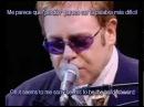 Elton John - Sorry seems to be the hardest word - Subtitulada Traducida Español Inglés Lyrics Live