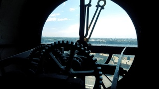 Башенные часы Петропавловского собора