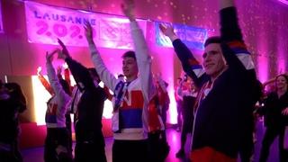 Томас Бах пообщался с участниками Юношеских Олимпийских игр-2020