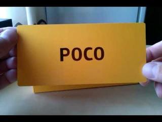 Unboxing Poco X3 Pro