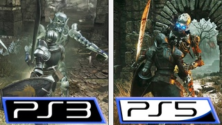 Demon's Souls Remake | PS5 vs PS3 | New Gameplay Comparison | October 2020