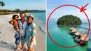 Девушка купила за $15 тыс. заброшенный остров в океане и сделала на нем невероятное...