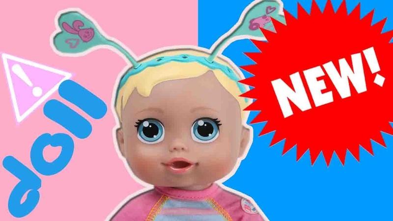 НОВИНКА БЕБИ БОН МАЛЫШКА ИГРАЕМ с Baby Born от Zapf Creation Funny Faces