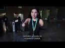 Brazilian armless girl RBELAE amputee clerk