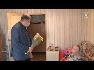 Воспоминания со слезами на глазах. Труженице тыла исполнилось 90 лет