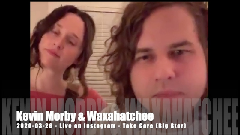 Kevin Morby Waxahatchee Take Care Big Star 2020 03 26 Live on Instagram
