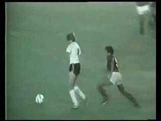 Brasileiro 1982. Flamengo 2 x 0 Corinthians